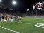 UA v Stanford Half-Time